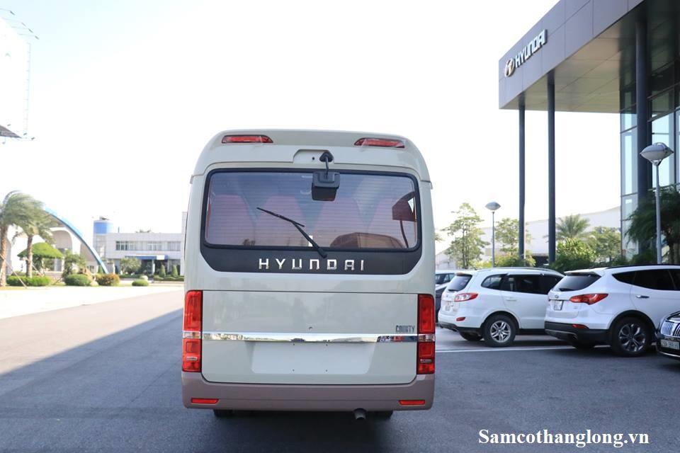 xe khách county hyundai