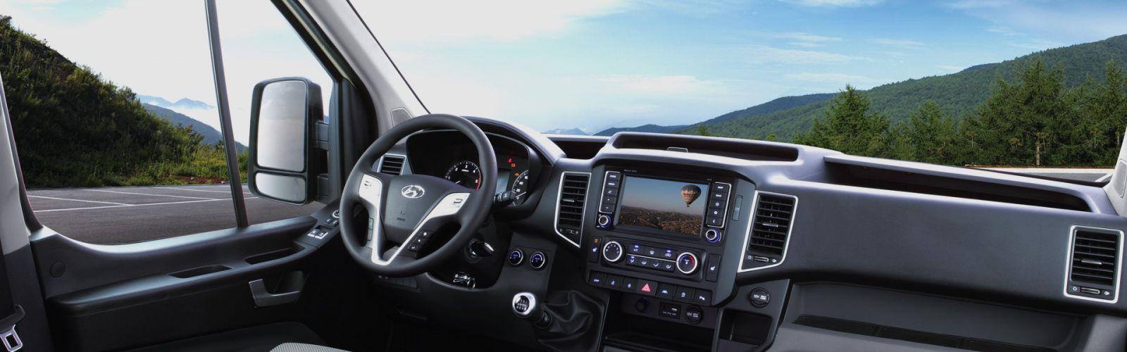 xe tải Van Hyundai Solati