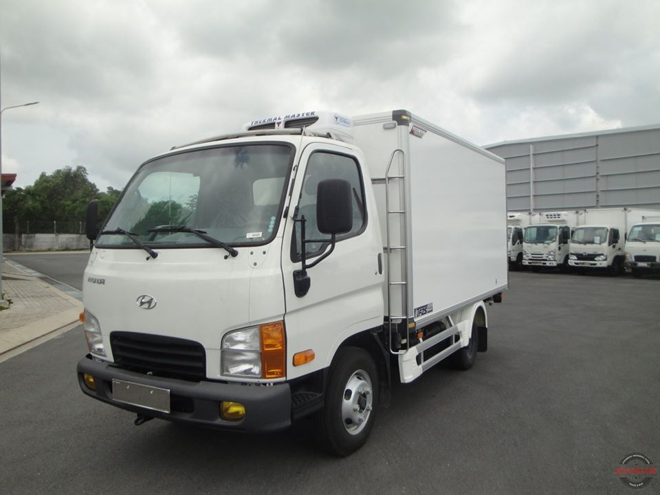 Xe tải N250 hyundai-bacviet