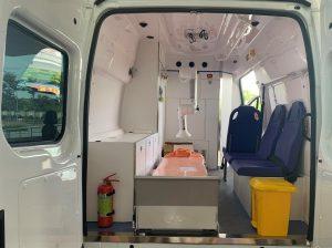 xe cứu thương mẫu ford transit