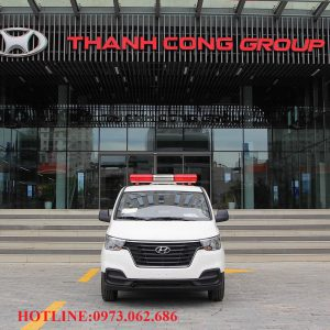 xe cứu thương hyundai